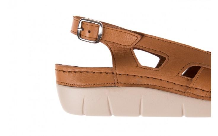 Sandały bayla-112 0348-3003 tan, brąz, skóra naturalna  - bayla - nasze marki 5