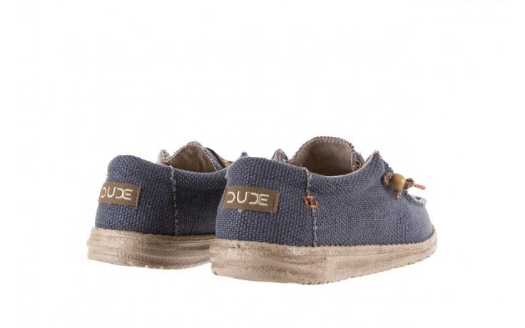 Heydude wally braided navy - heydude - nasze marki 3