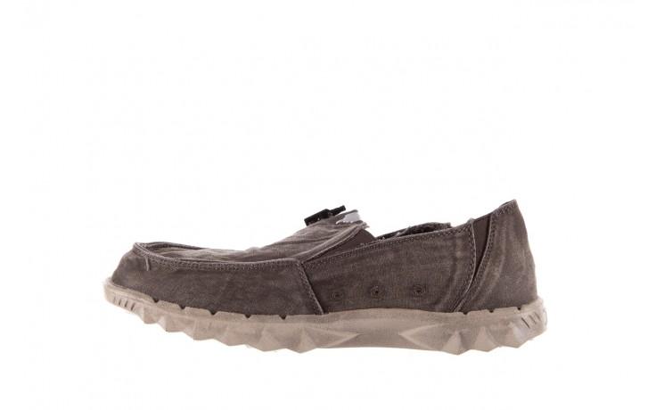 Półbuty heydude farty washed mud, brąz, materiał  - heydude - nasze marki 2