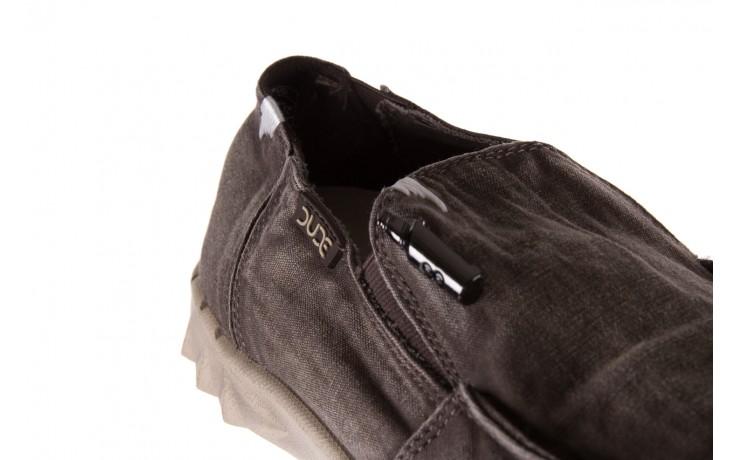 Półbuty heydude farty washed mud, brąz, materiał  - heydude - nasze marki 4
