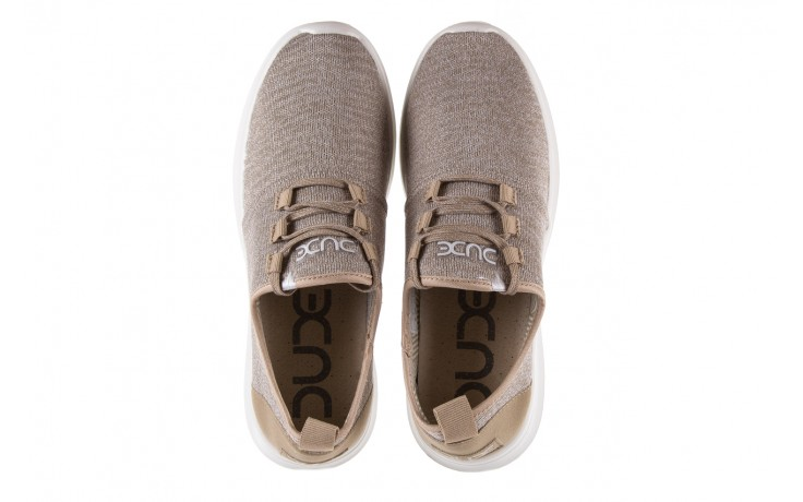 Półbuty heydude relay sox beige, beż, materiał - sportowe - półbuty - buty męskie - mężczyzna 4