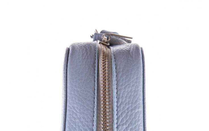Torebka bayla-165 torebka skórzana eleonora niebieska, skóra naturalna  - bayla - nasze marki 3