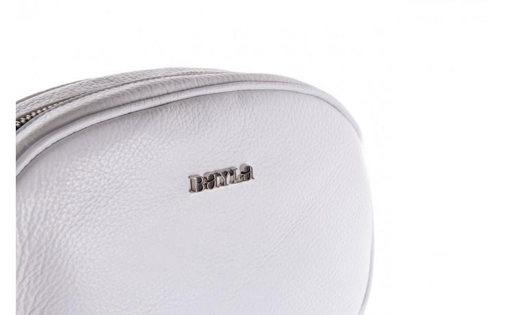 Torebka bayla-165 torebka skórzana vicky biała, skóra naturalna  - bayla - nasze marki 3