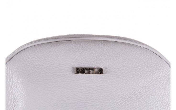 Torebka bayla-165 torebka skórzana vicky biała, skóra naturalna  - bayla - nasze marki 5