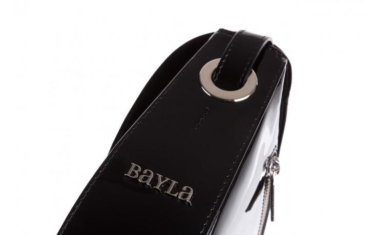 Bayla-165 torebka skórzana iga czarna - bayla - nasze marki 5
