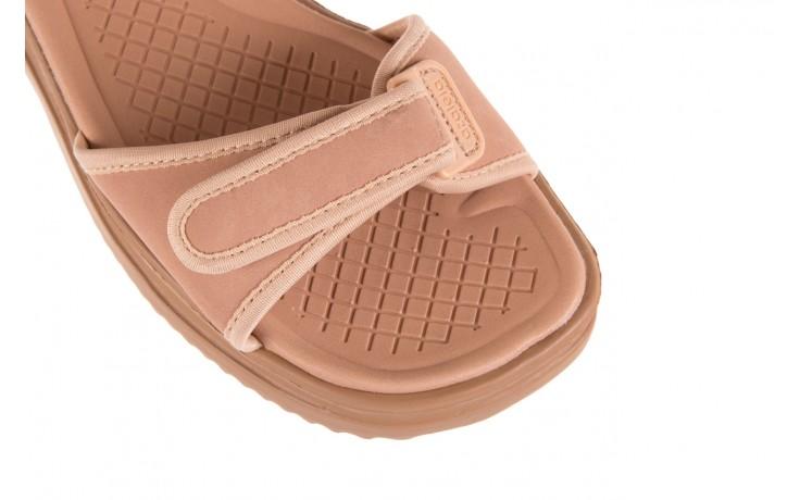 Sandały azaleia 320 750 nobuck nude, beż, materiał  - azaleia - nasze marki 5