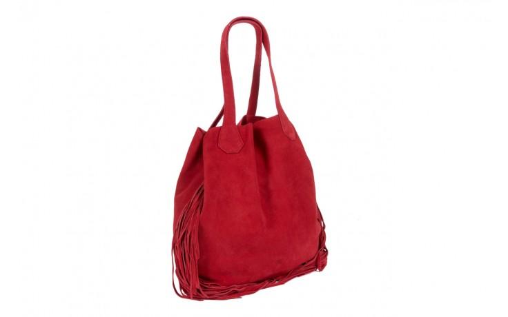 Bayla-125 torebka skórzana katania czerwona - bayla - nasze marki 1