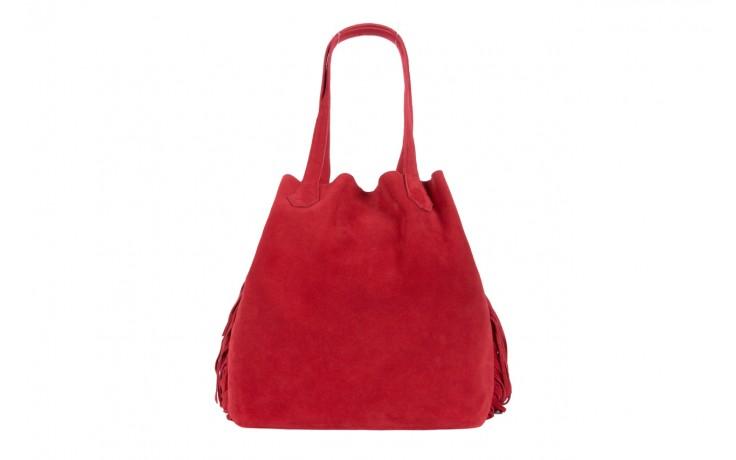 Bayla-125 torebka skórzana katania czerwona - bayla - nasze marki 2