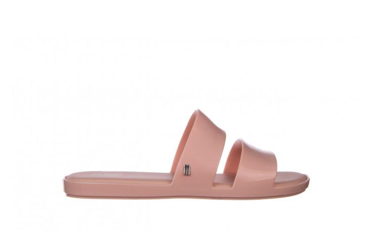 Klapki melissa color pop ad pink 010343, róż, guma - kobieta