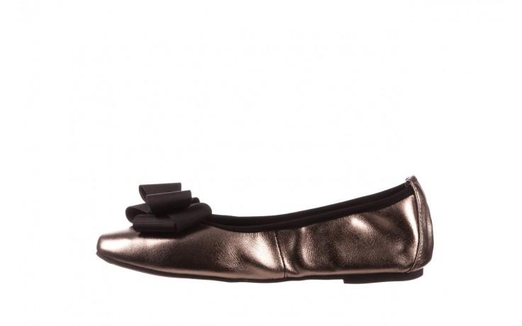 Baleriny viscala 11870.21 platynowy, skóra naturalna - skórzane - baleriny - buty damskie - kobieta 2