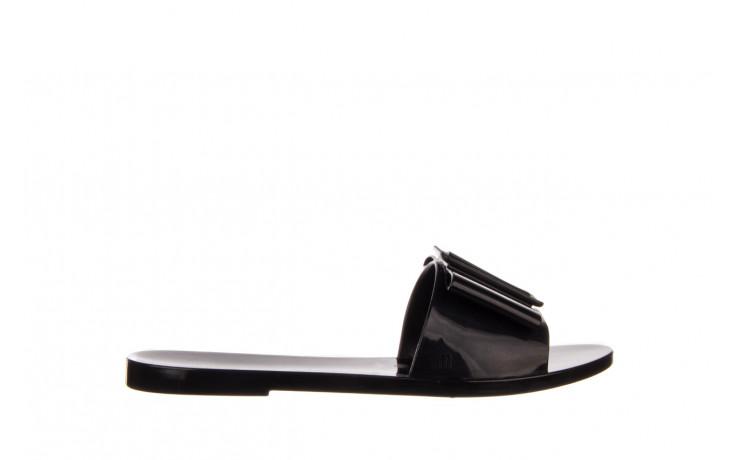 Klapki melissa babe ad black black 010337, czarny, guma - klapki - buty damskie - kobieta