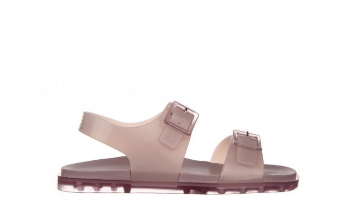 Sandały melissa wide sandal ad lilac 010359, fioletowy, guma - melissa - nasze marki