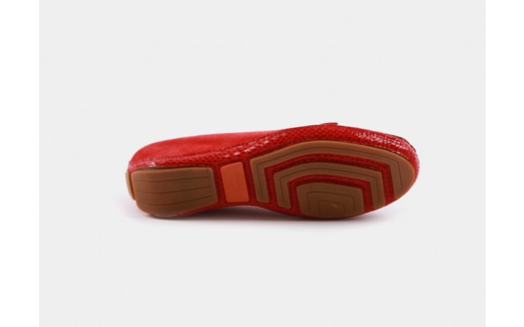 Bayla fl158-3 red kid suede snake - bayla - nasze marki 5