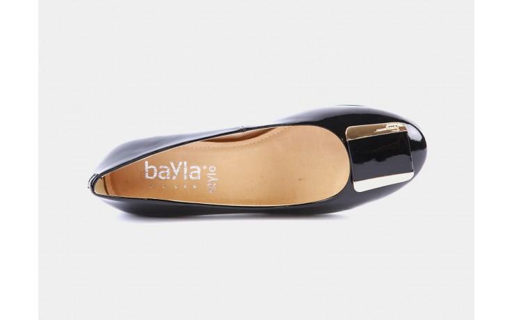 Bayla 1238-39 black patent - bayla - nasze marki 2