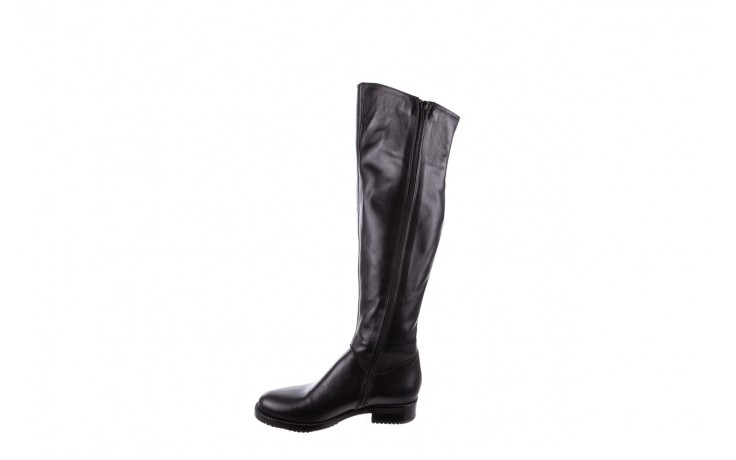 Kozaki bayla-056 4086-08 czarny, skóra naturalna - kozaki - buty damskie - kobieta 2