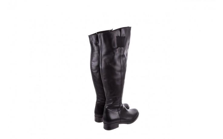 Kozaki bayla-056 4086-08 czarny, skóra naturalna - kozaki - buty damskie - kobieta 3