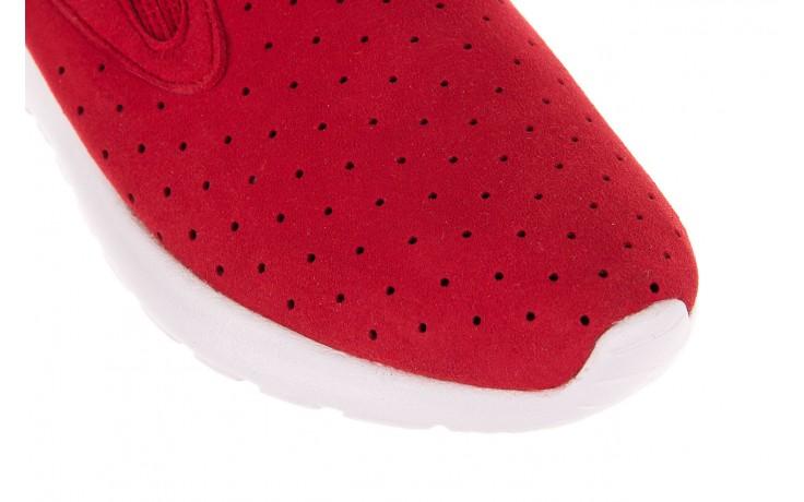 Półbuty rock mistrale red, czerwony, materiał  - obuwie sportowe - buty damskie - kobieta 4