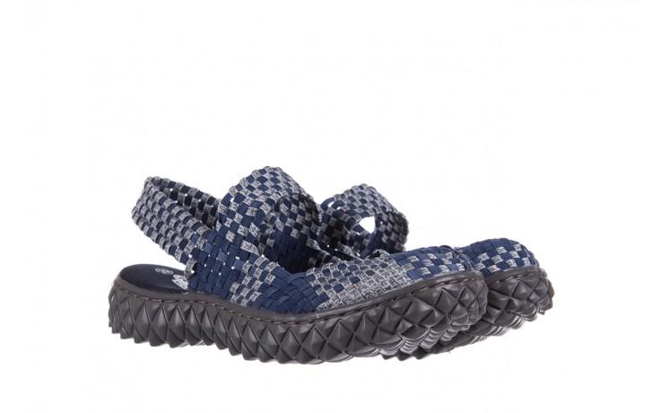 Rock over sandal washed navy 16 - rock - nasze marki 1