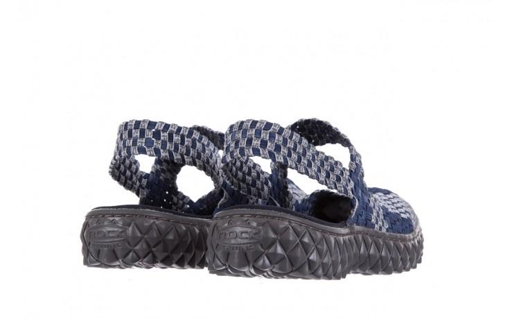 Rock over sandal washed navy 16 - rock - nasze marki 3