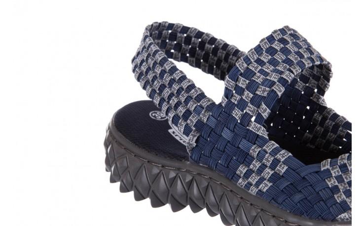 Rock over sandal washed navy 16 - rock - nasze marki 5