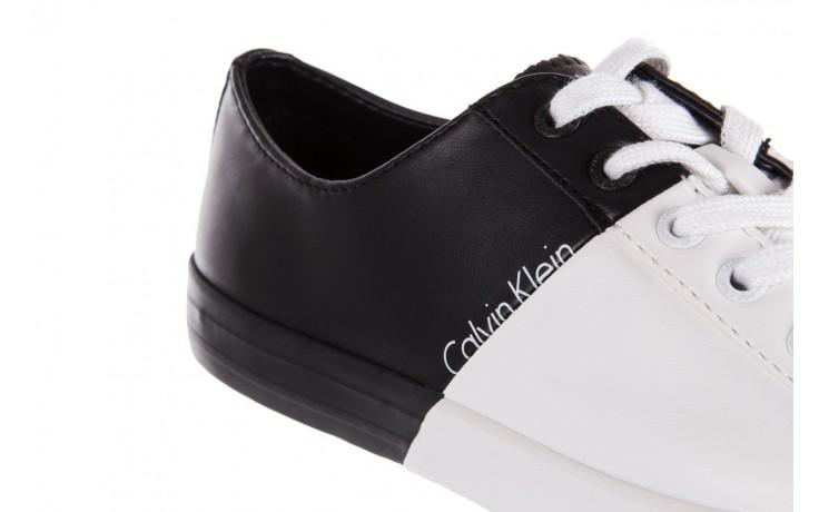 Calvin klein jeans wanda matte smooth black-white 3 - calvin klein jeans - nasze marki 5