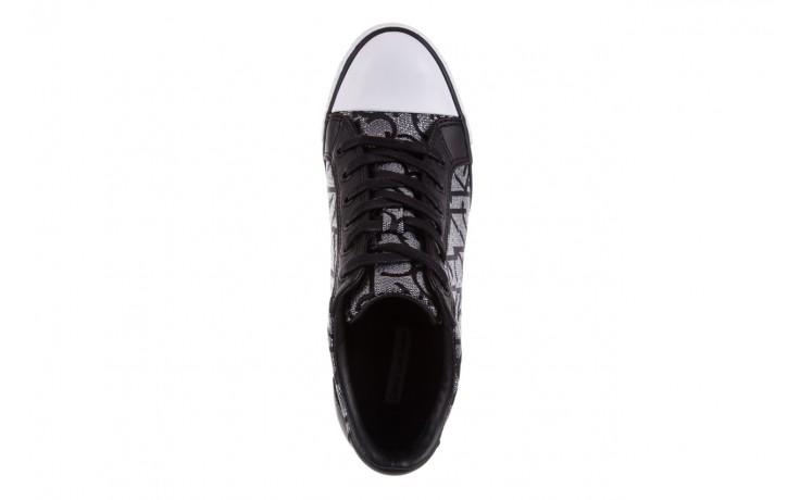 Calvin klein jeans vero jacquard silver-black - calvin klein jeans - nasze marki 4