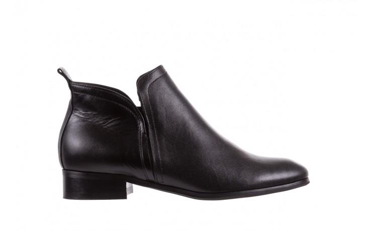 Botki bayla-076 1592 czarny, skóra naturalna  - sztyblety - botki - buty damskie - kobieta