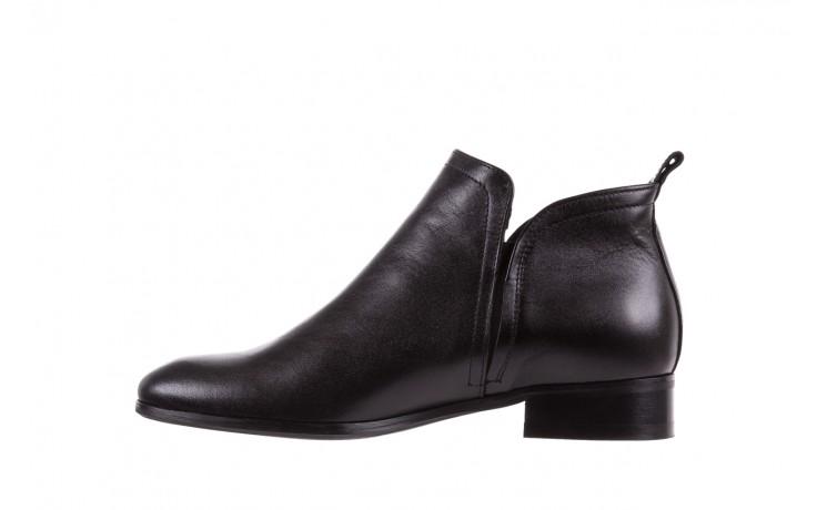 Botki bayla-076 1592 czarny, skóra naturalna  - sztyblety - botki - buty damskie - kobieta 3