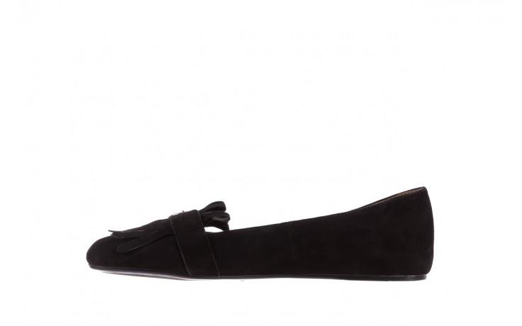 Lordsy bayla-174 mi3702 czarny, skóra naturalna  - mokasyny i lordsy - półbuty - buty damskie - kobieta 3