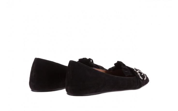 Lordsy bayla-174 mi3702 czarny, skóra naturalna  - mokasyny i lordsy - półbuty - buty damskie - kobieta 4