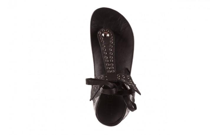 Sandały bayla-163 17-178 black, czarny, skóra naturalna  - bayla - nasze marki 4