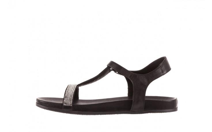 Sandały bayla-163 17-301 black, czarny, skóra naturalna  - bayla - nasze marki 2