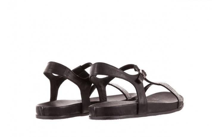 Sandały bayla-163 17-301 black, czarny, skóra naturalna  - bayla - nasze marki 3