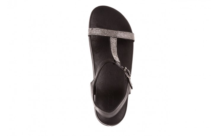 Sandały bayla-163 17-301 black, czarny, skóra naturalna  - bayla - nasze marki 4