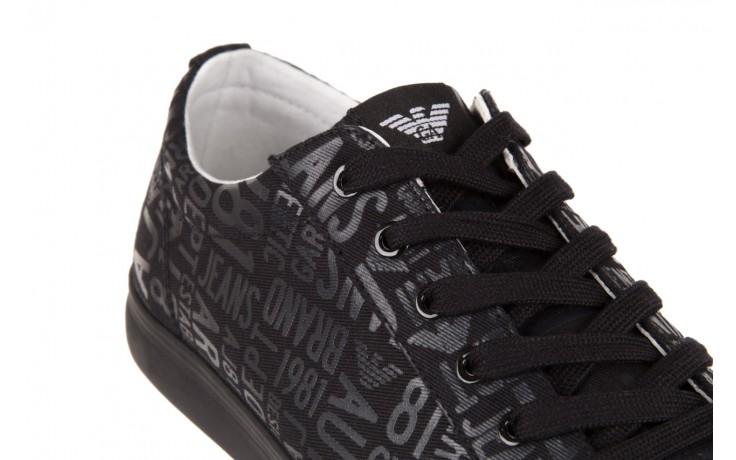 Armani jeans c6557 12 nero-black - armani jeans - nasze marki 5