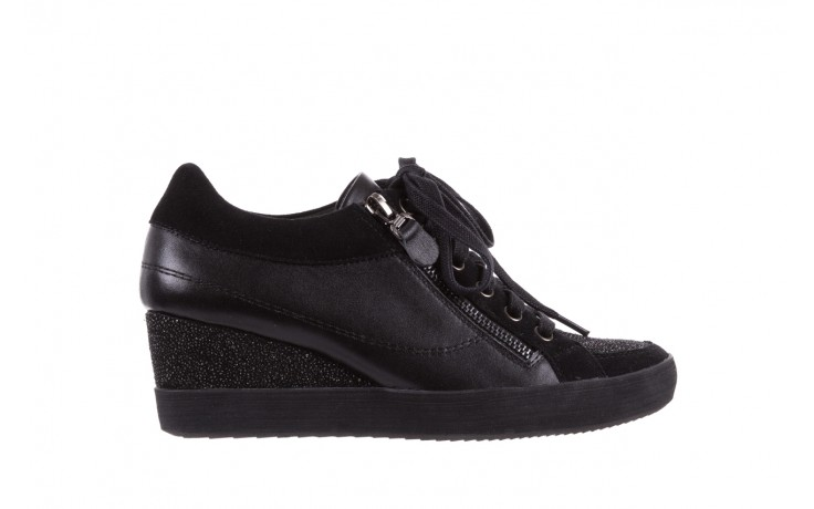Sneakersy bayla-018 sw-1707 black, czarny, skóra naturalna  - bayla - nasze marki