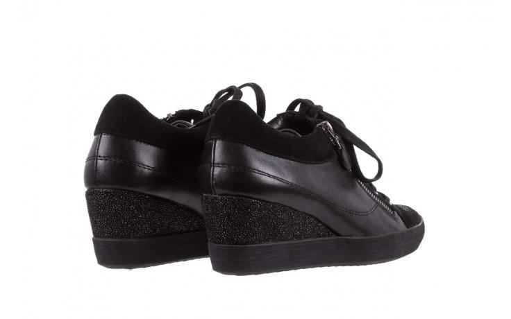 Sneakersy bayla-018 sw-1707 black, czarny, skóra naturalna  - bayla - nasze marki 3