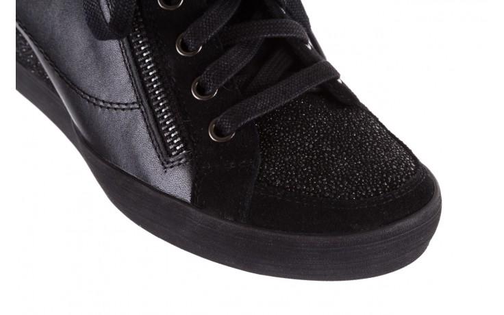 Sneakersy bayla-018 sw-1707 black, czarny, skóra naturalna  - bayla - nasze marki 5