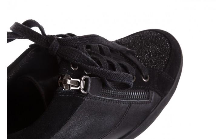 Sneakersy bayla-018 sw-1707 black, czarny, skóra naturalna  - bayla - nasze marki 6