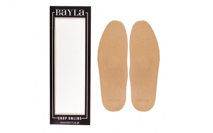 Bayla-139 spg wkładka skórzana gładka profilowana 279 - bayla - nasze marki