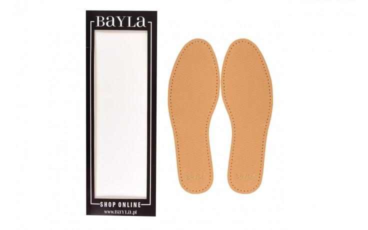 Bayla-139 spl skóra pecari na lateksie wkładki do obuwia 287