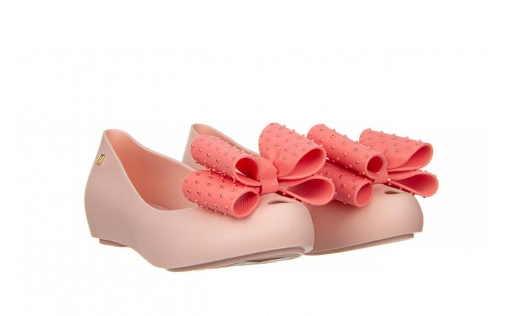 Baleriny melissa ultragirl sweet xix ad pink 010374, róż, guma  - baleriny - melissa - nasze marki 1