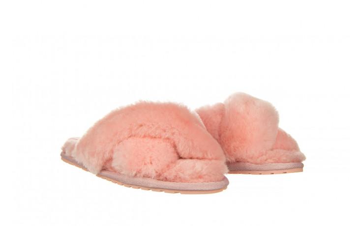 Kapcie emu mayberry baby pink 119132, róż, futro naturalne  - nowości 1