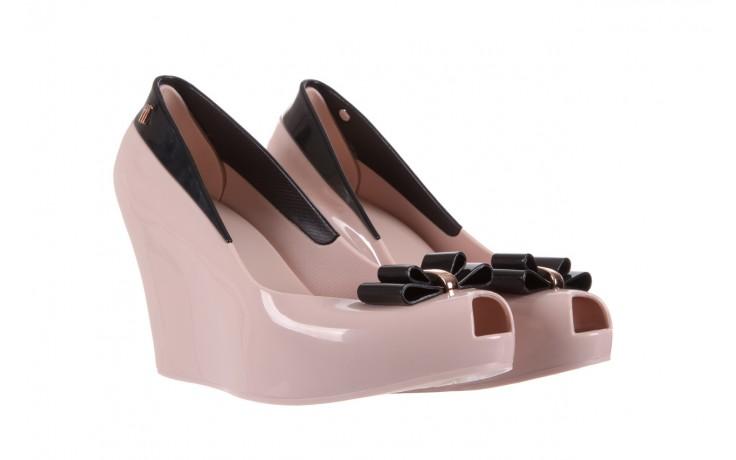 Melissa queen wedge iii ad pink black - melissa - nasze marki 1