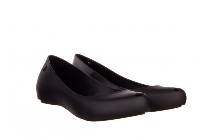 Baleriny melissa ultragirl basic ad black 21 010366, czarny, guma - melissa - nasze marki 1