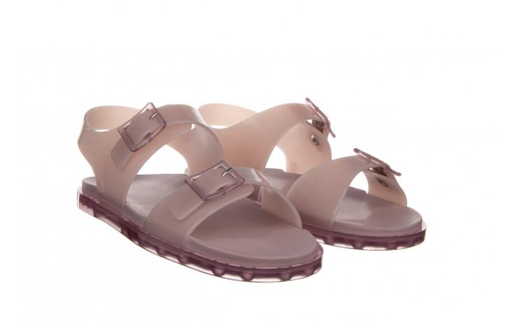 Sandały melissa wide sandal ad lilac 010359, fioletowy, guma - melissa - nasze marki 1