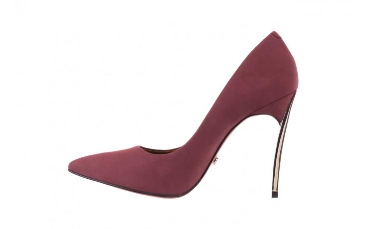 Szpilki bayla-067 118706l jasnofioletowe, skóra naturalna - zamszowe - szpilki - buty damskie - kobieta 2