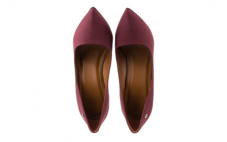 Szpilki bayla-067 118706l jasnofioletowe, skóra naturalna - zamszowe - szpilki - buty damskie - kobieta 4