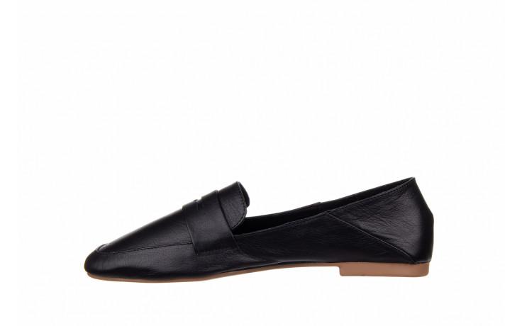 Półbuty bayla-161 138 4060 black 161222, czarny, skóra naturalna  - wsuwane - półbuty - buty damskie - kobieta 2