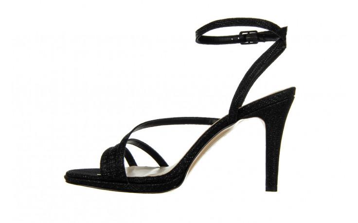 Sandały bayla-187 587-1115 black 187015, czarny, skóra ekologiczna  - sandały - buty damskie - kobieta 2